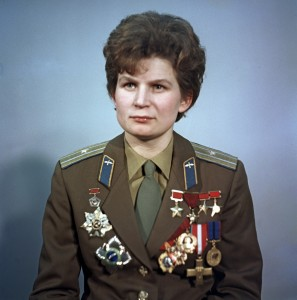Valentina Tereshkova photo: RIA Archive